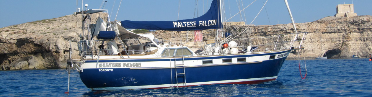 maltese falcon voyages